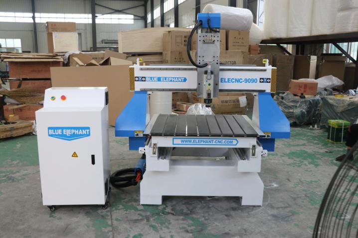Projet CNC 9090 Rotary Blue Elephant 9090_e10