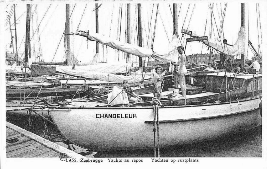 Le Chandeleur / Roger Zeebroek / Capitaine Catry Chande10