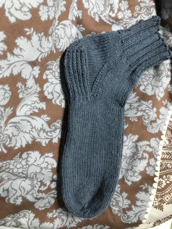 Provocare tricotat nr. 1 - Şosete, botoşei, jambiere. - Pagina 5 Img_4310