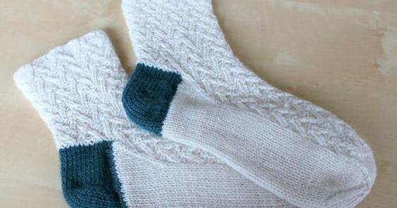 Provocare tricotat nr. 1 - Şosete, botoşei, jambiere. - Pagina 5 Repara12
