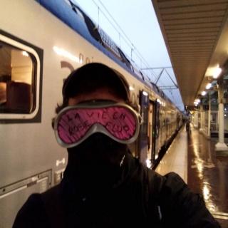 La vie en rose fluo de Jean-Claude Christian 2910