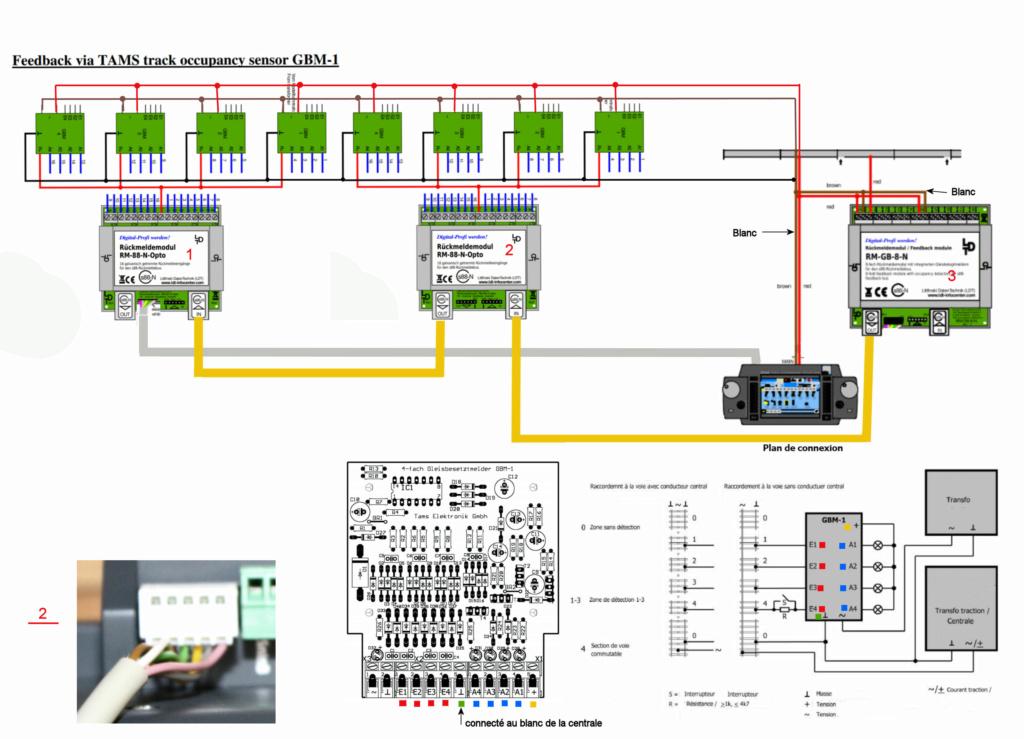 Rétro-signalisation RM-88-N-O Tams_g10