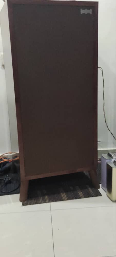 """(SOLD) Tannoy Monitor 15"""" gold and Sansui amplifier  Img-2013"""