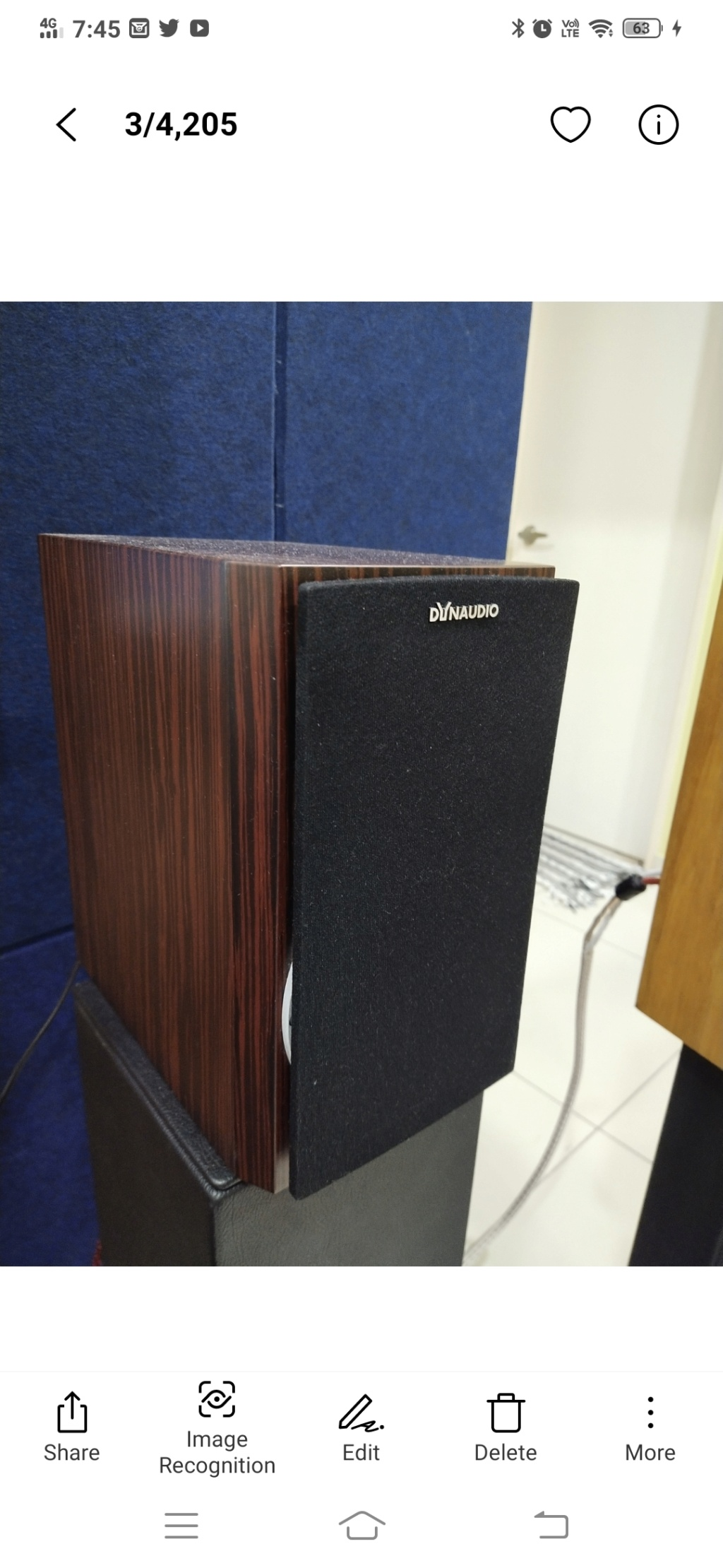 Dynaudio excite 14A Screen10