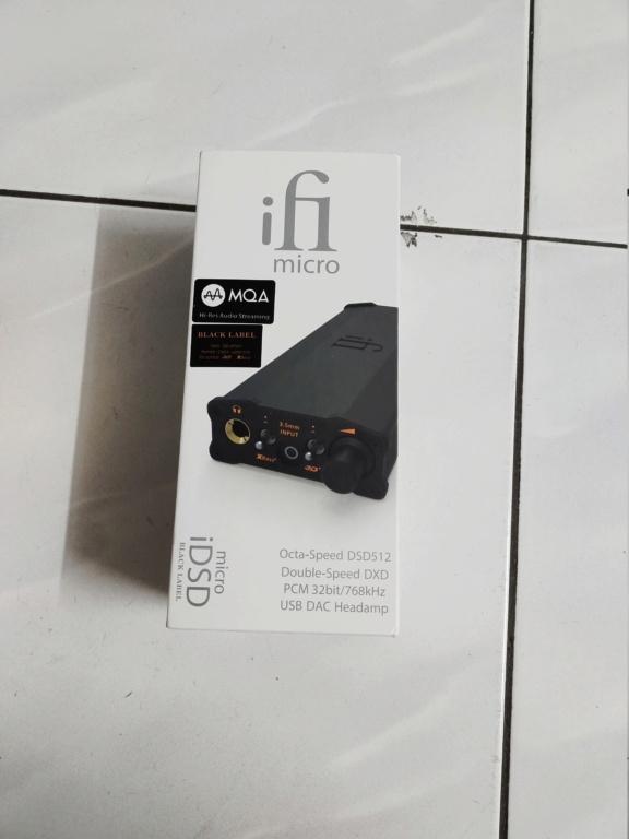 IFI Micro iDSD Black Label  _SOLD Img_2011