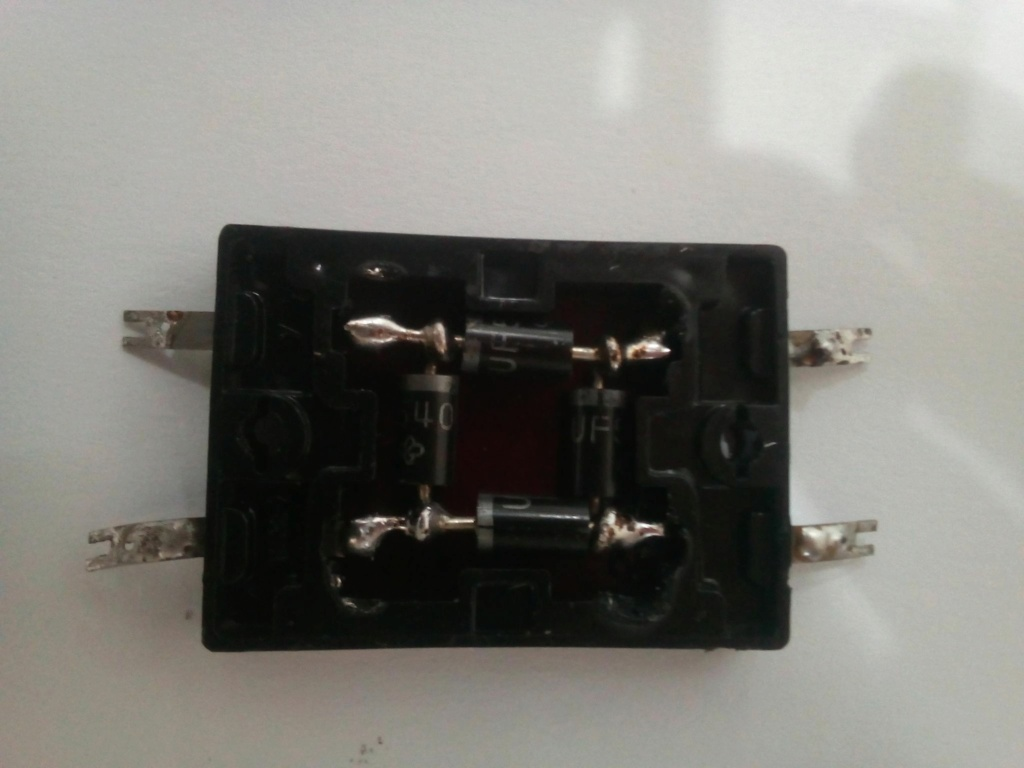FRANK pram 30 watts Ultra-linear Stereo tube amplifier Rect-d10