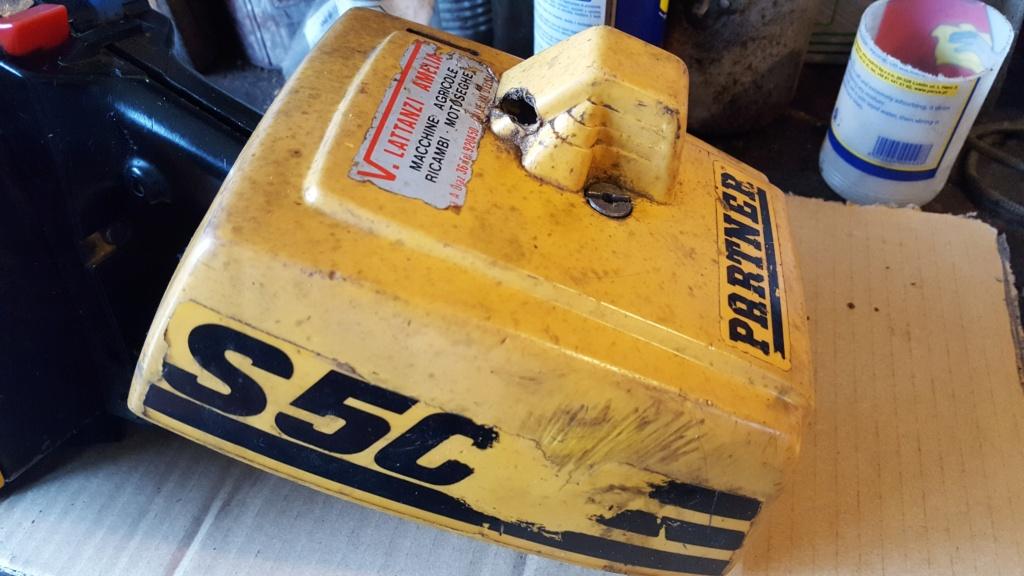 Problema carburazione Partner S50 20210410