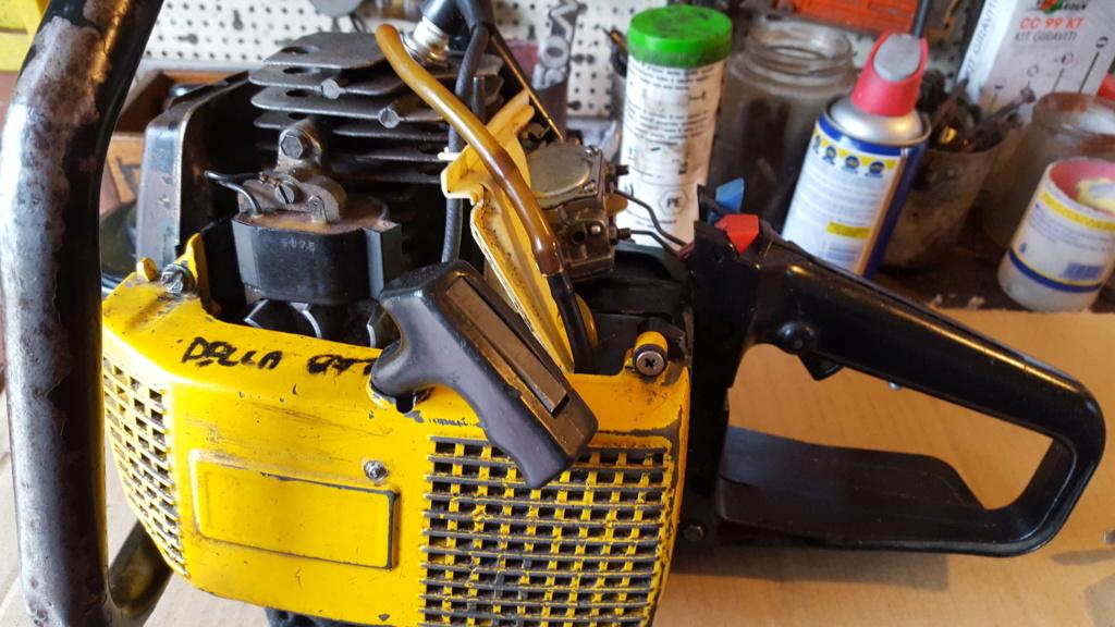 Problema carburazione Partner S50 20210412