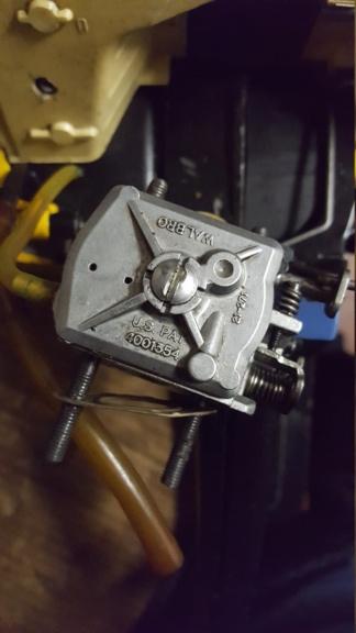 Problema carburazione Partner S50 20210416
