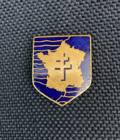 Insigne 2e DB : 1944 2e_db_14