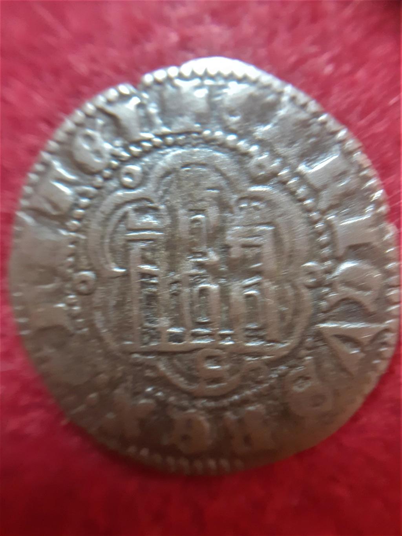 Blanca de Enrique III ceca Sevilla 20210529
