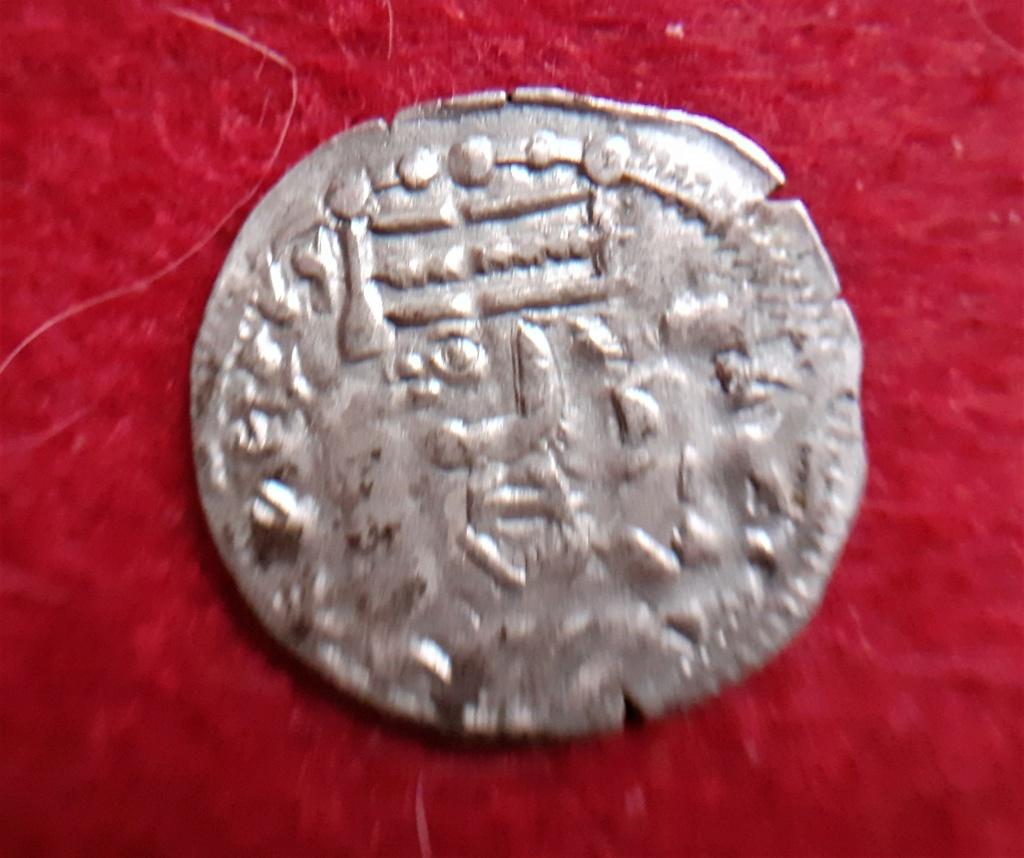 Dinero burgales de Alfonso VIII , estrellas 20210538