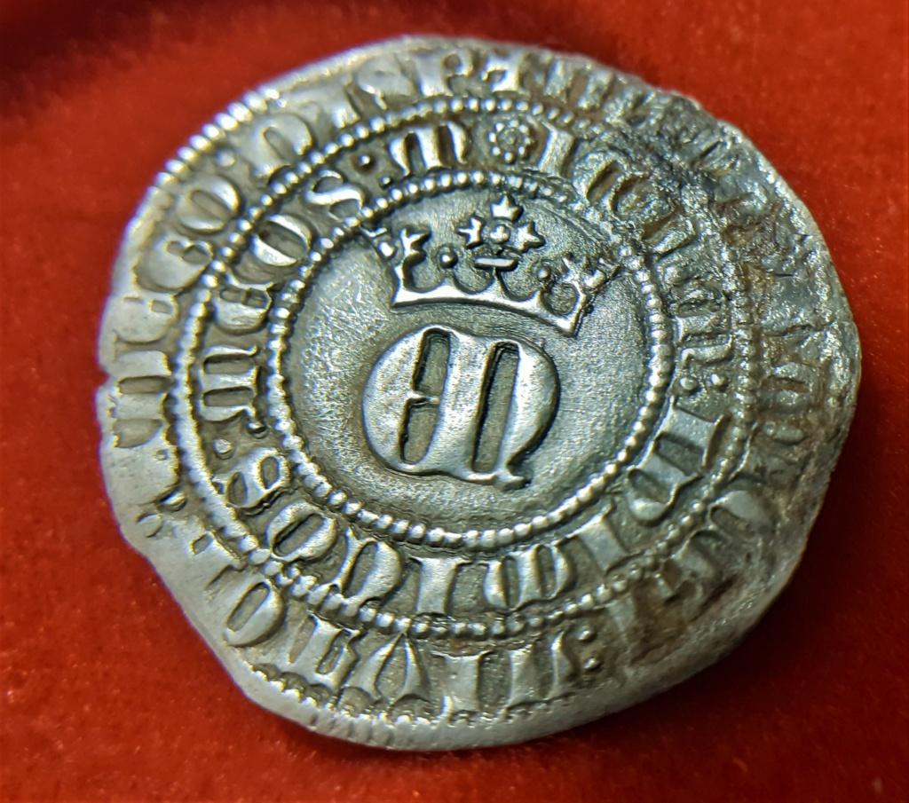 Real de Enrique II. Sevilla. Emisión de 1373 d C. 20210712