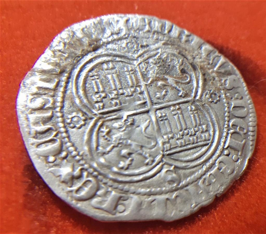 Real de Enrique II. Sevilla. Emisión de 1373 d C. 20210713