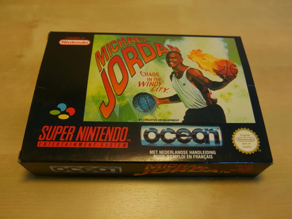 [EST] Michael Jordan SUPER NINTENDO P1040611