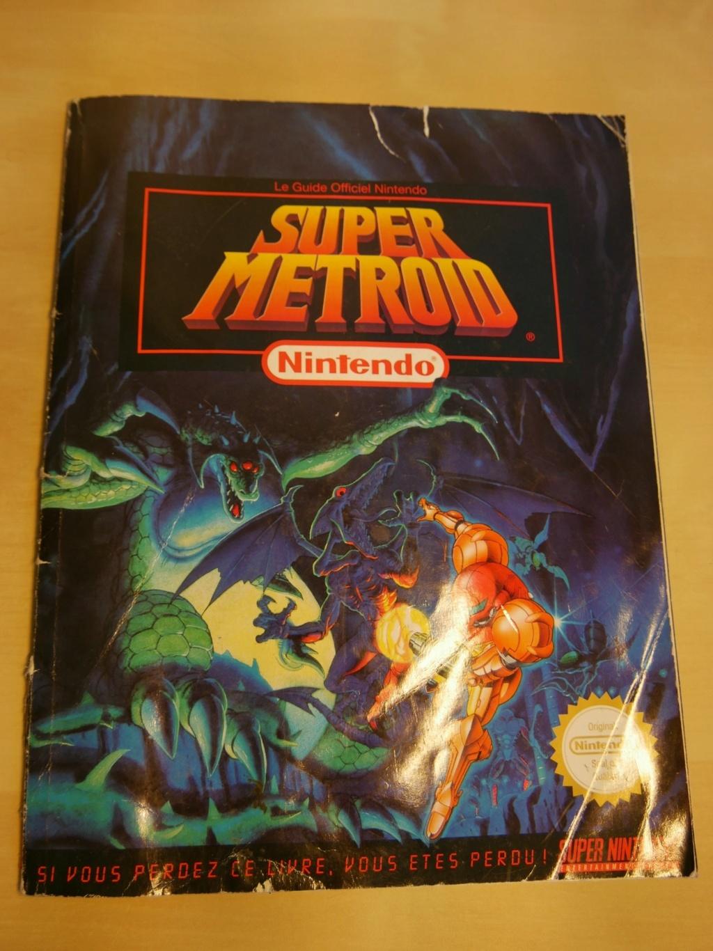 [EST] Guide Super Metroid  fr SUPER NINTENDO P1040616