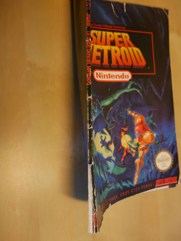 [EST] Guide Super Metroid  fr SUPER NINTENDO P1040619