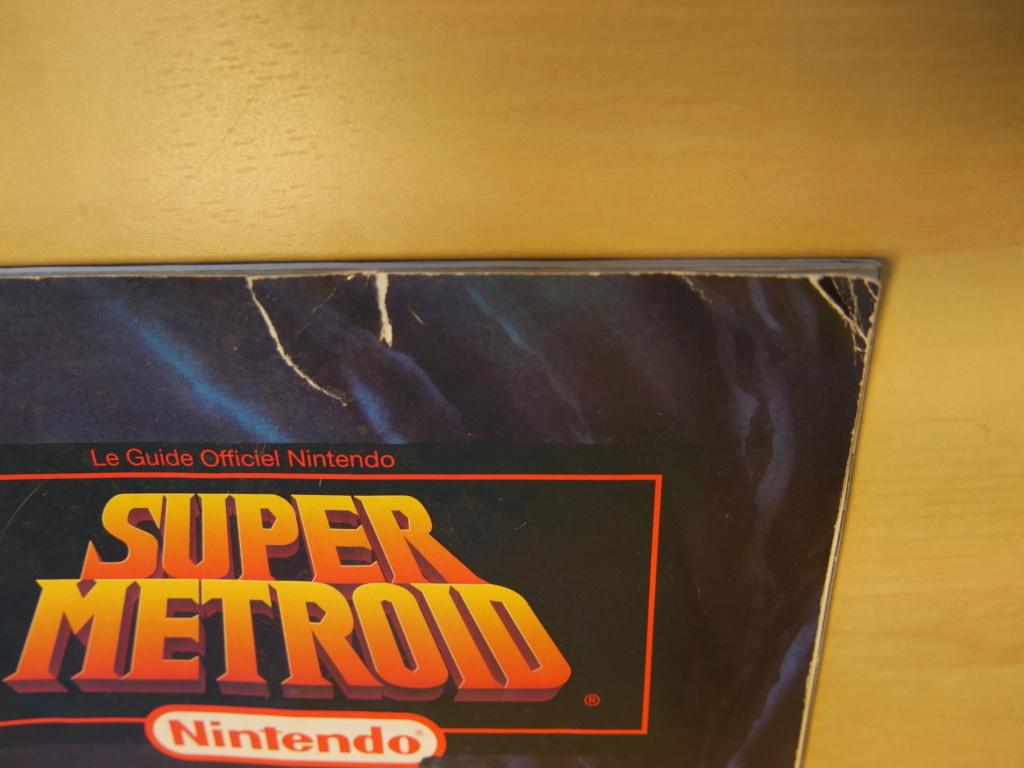 [EST] Guide Super Metroid  fr SUPER NINTENDO P1040620