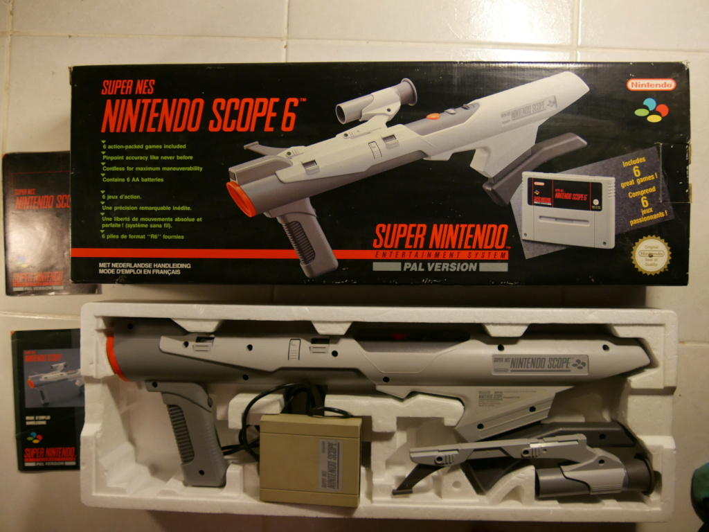 [EST]   Nintendo Scope 6 sur Super Nintendo (fr) P1050810