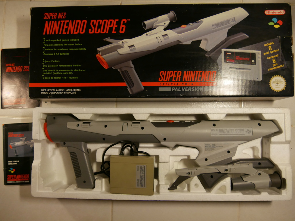 [EST]   Nintendo Scope 6 sur Super Nintendo (fr) P1050811