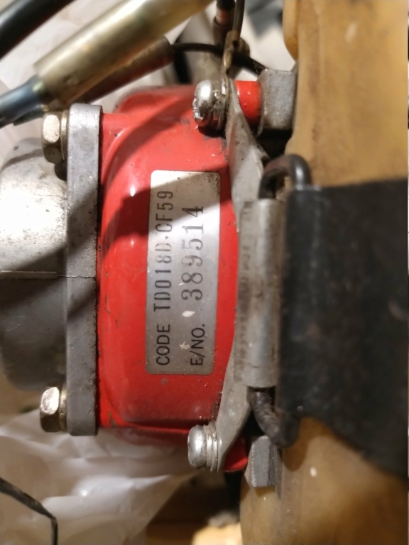 carburatore decespugliatore maruyama 160 k Img_2010