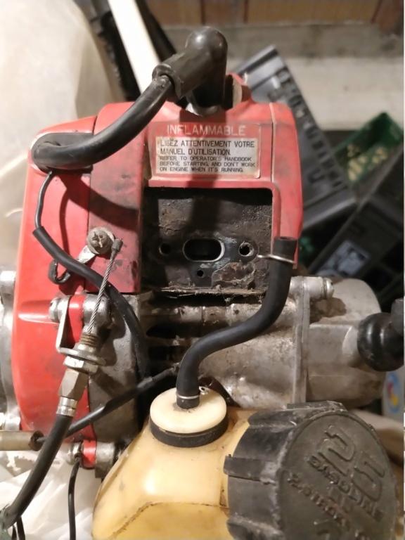 carburatore decespugliatore maruyama 160 k Img_2012
