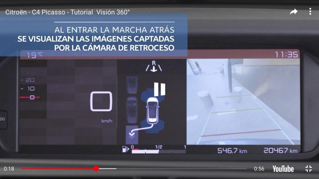 camara vision trasera aparcamiento Screen10