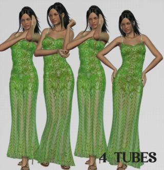 Tubes in 3D - fennix 044