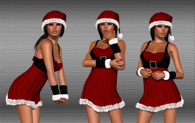 Tubos en 3D - Billy Christmas 061