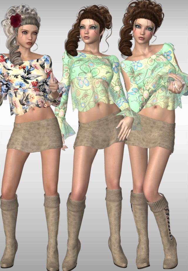 Tubes en 3D - Sexy Girl 075