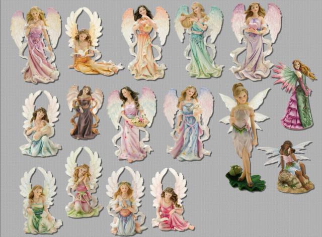 Porcelain Angels 124
