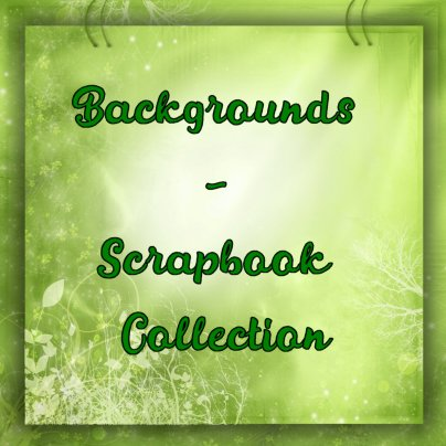 +。★。+ Backgrounds - Scrapbook Collection +。★。+ 311