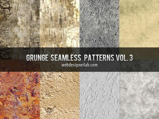 Grunge Seamless Patterns Vol. 3 312