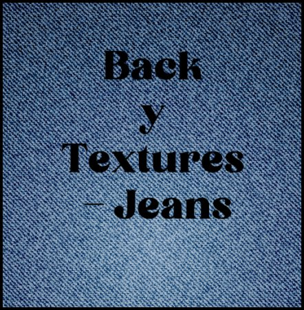 。★。 Back y Textures - Jeans 。★。 Back_y13