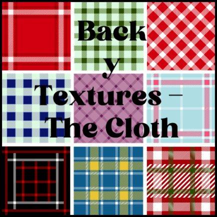 +。★。+ Back y Textures - The Cloth  +。★。+ Back_y16