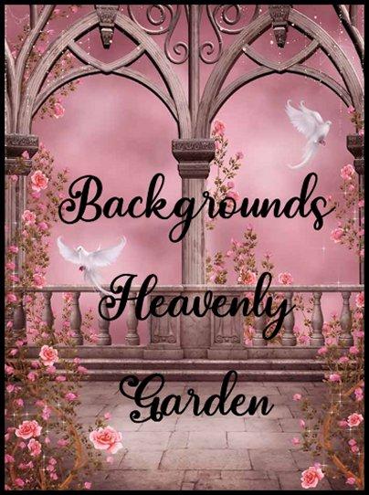 +。★。+ Backgrounds -  Heavenly Garden +。★。+ para Montajes Fotograficos Espectaculares +。★。+ Backgr10