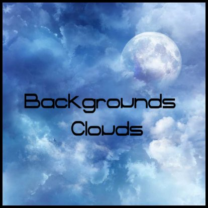 +。★。+ Backgrounds - Clouds +。★。+ Backgr12