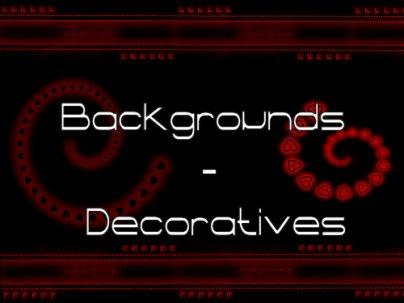 +。★。+ Backgrounds - Decoratives +。★。+ Backgr13