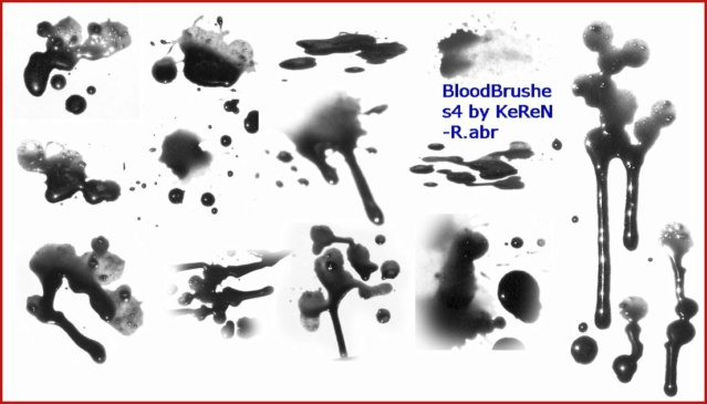 *☆* BLOOD BRUSHES *☆* Bloodb10
