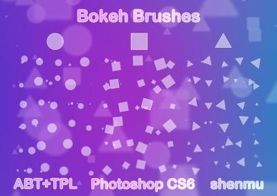 Bokeh free brushes - Pinceles sin bokeh Bokeh-10