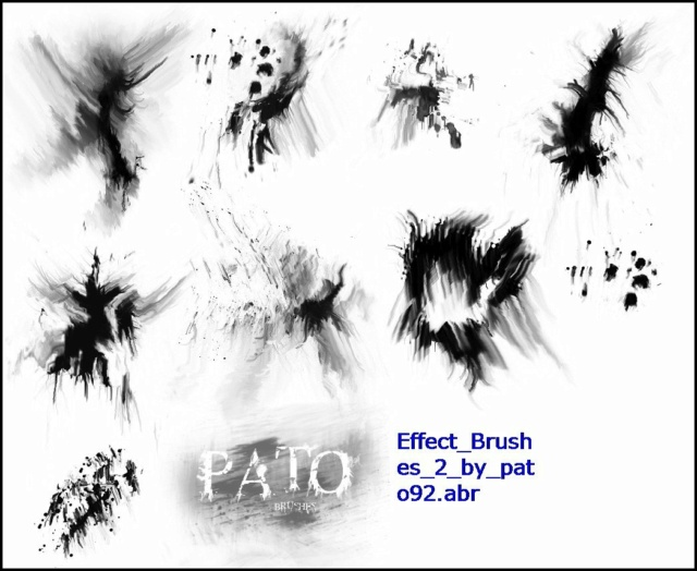 *☆* EFFECT BRUSHES BY PATO *☆* Effect10