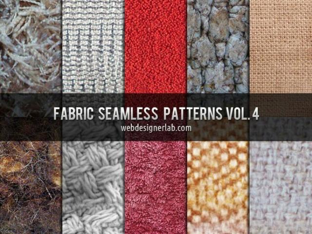 Fabric Seamless Patterns Vol. 4 Fabric12