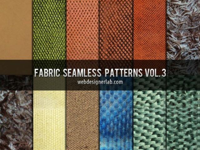 Fabric Seamless Patterns Vol. 3 Fabric13