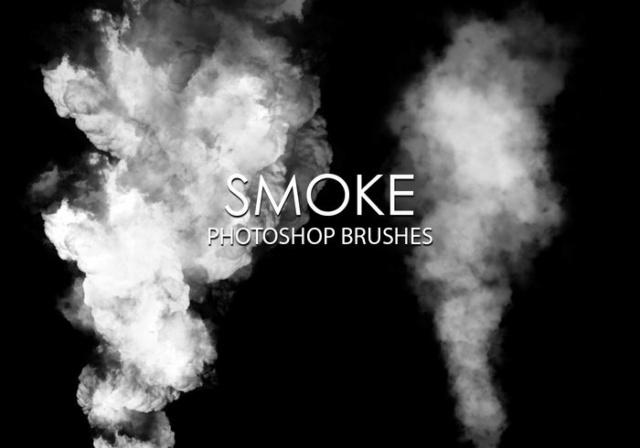 Free Smoke Pinceles Para Photoshop Free-s10