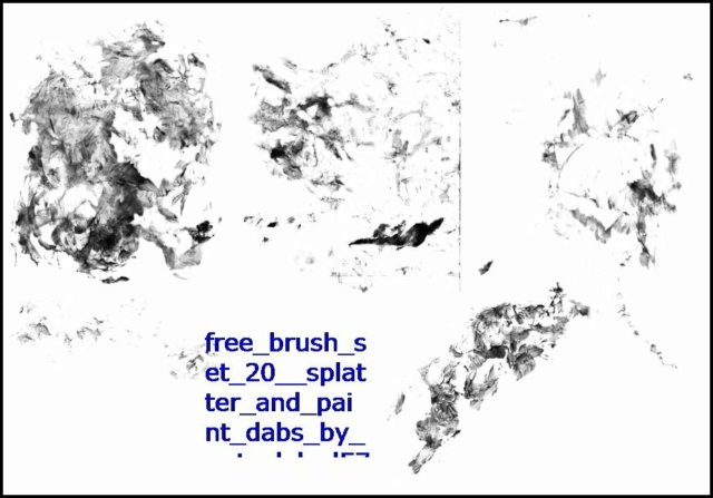 *☆* FREE BRUSH SPLATER AND PAINT DABS *☆* Free_b10