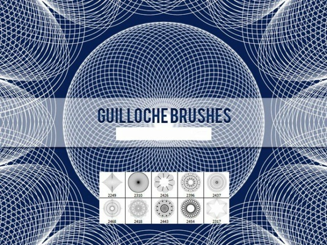 *☆*  Guilloche Brushes  *☆*  Image211