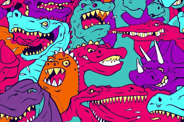 Dinos Patters Image510