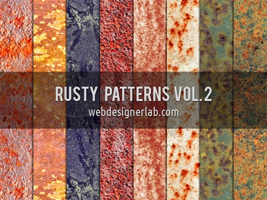 Rusty Patterns Vol. 2 Patter11