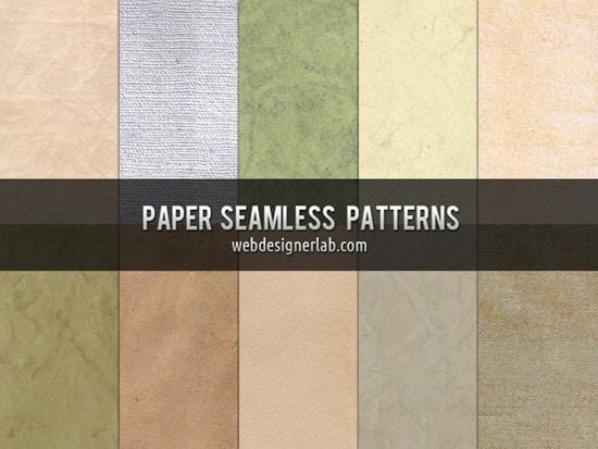 Free Paper Seamless Patterns Patter13