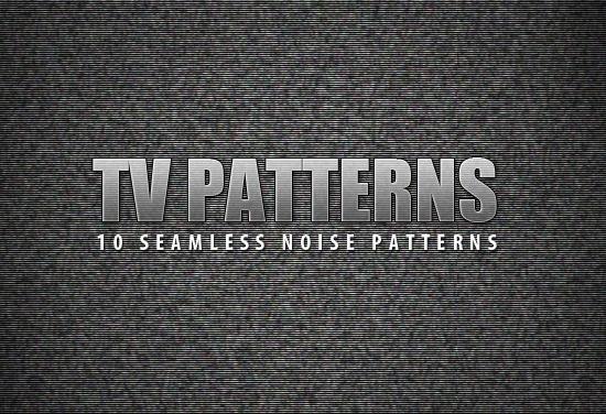 Free Seamless TV Noise Patterns Patter16